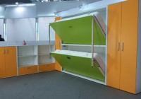 Double Deck Bed Wall