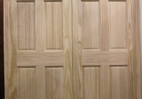 Double Hung Closet Door