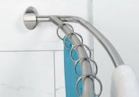 Double Shower Curtain Rod Amazon