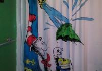 Dr Seuss Pottery Barn Shower Curtain
