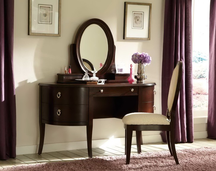Permalink to Dresser With Mirror And Chair