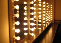 Dressing Room Mirrors With Lights