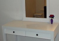 Dressing Table With Mirror From Ikea