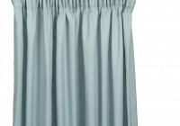 Duck Egg Blue Kitchen Curtains