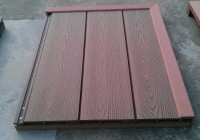 Eco Wood Decking Tiles