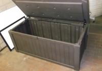 Extra Large Deck Box 150 Gallon