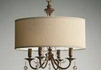 Extra Large Drum Shade Chandelier