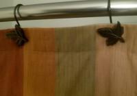 Fall Leaf Shower Curtain