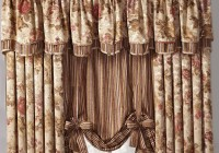 fancy shower curtains with valance