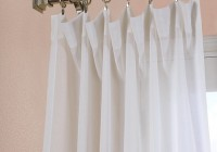 Faux Linen Curtains 108