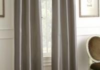 Faux Suede Curtains Mocha