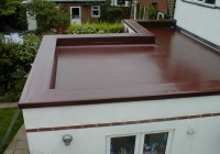Flat Roof Deck Options