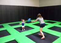 Flight Deck Trampoline Park Arlington Tx