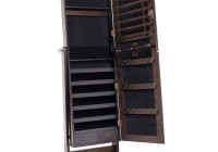 Floor Length Mirror With Storage