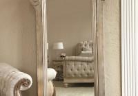 Floor Standing Mirror Jewelry Armoire