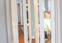 folding mirror closet doors
