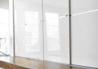 frameless mirrored sliding closet doors
