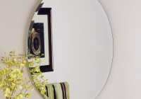 Frameless Wall Mirrors Decorative