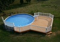 Free Deck Plans For Above Ground Pools