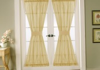 French Door Curtains Target