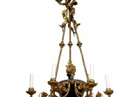 French Empire Chandelier Lighting