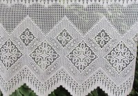 French Lace Curtains France