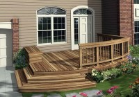 Front Porch Decks Ideas