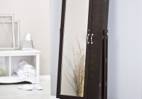 Full Length Mirror Jewelry Armoire