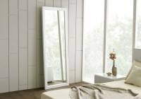 Full Length Wall Mirror White