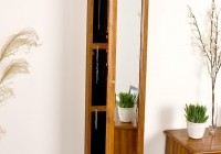 Full Length Wall Mirror With Storage