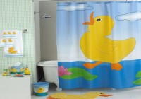 Fun Kids Shower Curtains