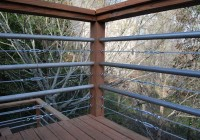 Galvanized Steel Conduit For Deck Railings