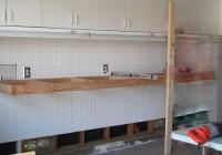 Garage Work Bench Diy