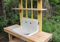 Garden Potting Bench Ideas