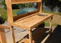 Garden Potting Bench Kits