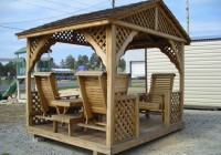 Gazebo On Deck Ideas