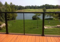 Glass Deck Railing Lowes