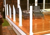 Glass Deck Railing Systems Home Depot