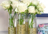 Glitter Vases For Weddings