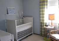 Green Curtains For Baby Room