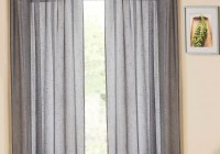 Grey Sheer Curtains Uk