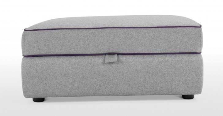 Permalink to Grey Storage Ottoman Uk