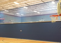 Gym Divider Curtains Motorized