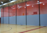 Gym Divider Curtains Uk