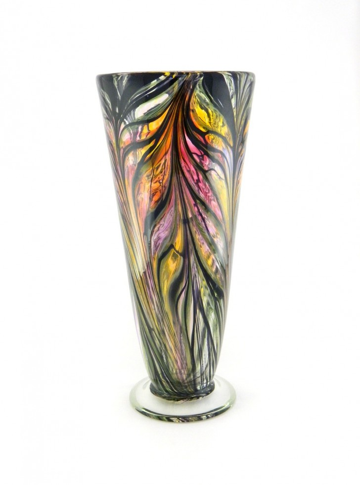Permalink to Hand Blown Glass Vases Australia
