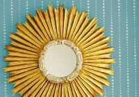 Handmade Wall Mirror Decoration
