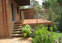 Handrails For Decks Regulations