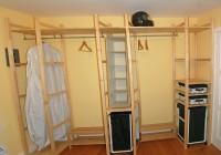 Hanging Closet Shelves Ikea