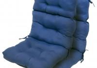 High Back Chair Cushions Outdoor Furniture