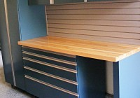 Homemade Steel Workbench